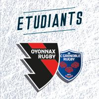19/20 OYONNAX ETUDIANTS